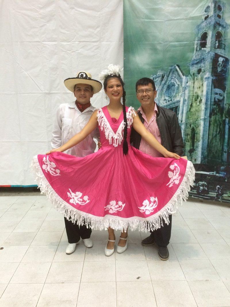 Dance Class Mexico  - Chi Chi Chang