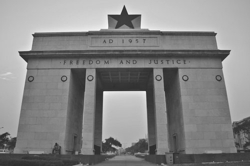 accra_ghana_independence